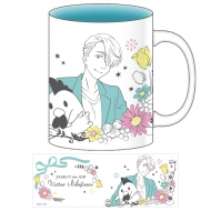 マグカップ(ヴィクトル)/ユーリ!!! on ICE 【Loppi・HMV限定】