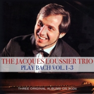 Play Bach Vol.1-3