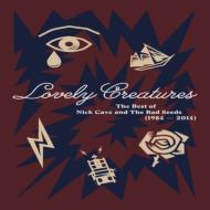 Lovely Creatures: The Best Of Nick Cave And The Bad Seeds (1984-2014)(Super Deluxe Edition)
