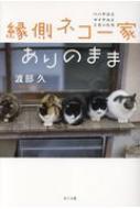 縁側ネコ一家ありのまま ハハケルとマイケルとミカンたち