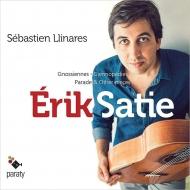 『ギターのサティ〜ジムノペディ、グノシエンヌ、ジュ・トゥ・ヴ、他』 セバスティアン・リナレス