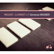 Clementi Piano Sonatas, Mozart Piano Sonata No.16, Fantasia : Vanessa Wagner(P, FP)