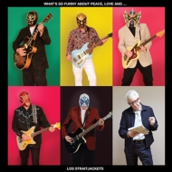 What's So Funny About Peace, Love And Los Straitjackets 愛しのニック: ロウ・ショー