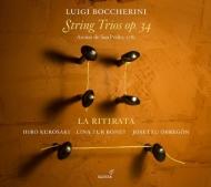 6つの弦楽三重奏曲集 ラ・リティラータ