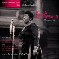 S Wonderful / Live In Amsterdam 1957 & 1960