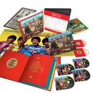 Sgt.Pepper's Lonely Hearts Club Band Anniversary Super Deluxe Edition (4CD+Blu-ray+DVD)【限定盤】