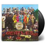 Sgt.Pepper's Lonely Hearts Club Band Anniversary Deluxe Edition 【完全限定盤】 (国内仕様輸入盤/2枚組/180グラム重量盤レコード)