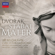 Stabat Mater : Jiri Belohlavek / Czech Philharmonic, Eri Nakamura, Kulman, Spyres, Jongmin Park (2CD)