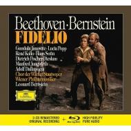 Fidelio : Leonard Bernstein / Vienna Philharmonic, Janowitz, Kollo, Popp, F-Dieskau, etc (1978 Stereo)(2CD)(+blu-ray Audio)