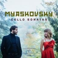 Cello Sonata, 1, 2, : Magariello(Vc)Novarino(P)