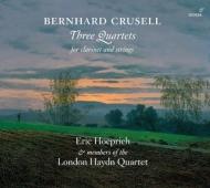 クラリネット四重奏曲集 エリック・ホープリッチ、ロンドン・ハイドン四重奏団員