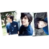 舞台男子 the document x HMV&BOOKS 〈山本一慶〉ブロマイド 3枚セット