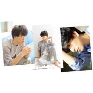 舞台男子 the document x HMV&BOOKS 〈黒羽麻璃央〉ブロマイド 3枚セット