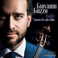無伴奏ヴァイオリン・ソナタ全曲 ジョヴァンニ・グッツォ