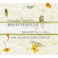 12の協奏曲より第1-6番 ムジカリッシェ・ガルテン