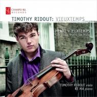 Comp.works For Viola: Ridout(Va)Ke Ma(P)+felicien David