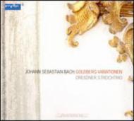バッハ(1685-1750)/(String Trio)goldberg Variations: Dresden String Trio