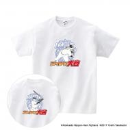 Tシャツ(背番号なし)白/L|大谷翔平 ×高橋陽一 コラボグッズ