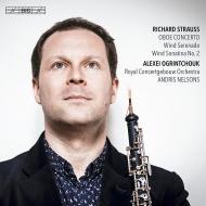 Oboe Concerto, Sonatina No.2, Serenade : Alexei Ogrintchouk(Ob)Nelsons / Concertogebouw Orchestra (Hybrid)