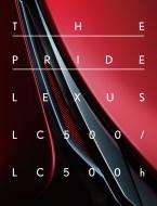THE PRIDE LEXUS LC500/LC500h