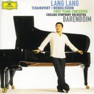 チャイコフスキー:ピアノ協奏曲第1番、メンデルスゾーン:ピアノ協奏曲第1番 ラン・ラン、ダニエル・バレンボイム&シカゴ交響楽団 (アナログレコード)