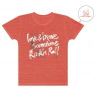 Tシャツ 赤 Lサイズ