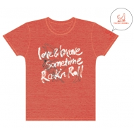 Tシャツ 赤 XLサイズ