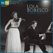 Prokofiev Violin Sonata No.2, Brahms Violin Sonata No.3 : Lola Bobesco(Vn)Jacques Genty(P)