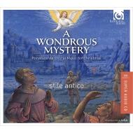 『ルネサンス時代のクリスマス合唱音楽』 スティレ・アンティコ
