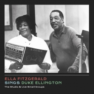 Sings Duke Ellington (The Studio & Live Small Groups)(2CD)