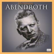 ブラームス:交響曲第1番、シューマン:『春』 ヘルマン・アーベントロート&バイエルン国立管弦楽団、ベルリン放送交響楽団(1956,55)