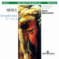 交響曲第1番、第2番 マルク・ミンコフスキ&ルーヴル宮音楽隊