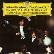 Piano Concerto No.2 : Maurizio Pollini(P)Claudio Abbado / Vienna Philharmonic (Single Layer)