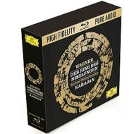 Der Ring Des Nibelungen: Karajan / Bpo Janowitz C.ludwig Vickers Ridderbusch
