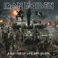 Matter Of Life & Death (180グラム重量盤)
