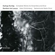 アンサンブルと合唱のための作品全集 ラインハルト・デ・レーウ&アスコ・シェーンベルク・アンサンブル、オランダ放送合唱団(3CD)