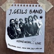 Homework: Live Fillmore East, Ny July 27th 1971