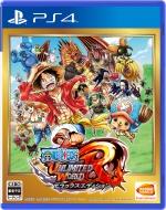 【PS4】ONEPIECE アンリミテッドワールドR(レッド) デラックスエディション