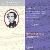 ピアノ協奏曲第2番、第4番、ロッシーニ変奏曲 ハワード・シェリー&タスマニア交響楽団