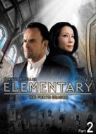 エレメンタリー ホームズ&ワトソン in NY シーズン4 DVD-BOX Part 2