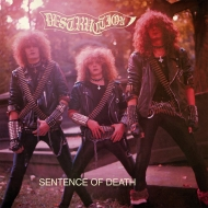 Sentence Of Death (Euro Cover)