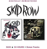 Skid / 34 Hours (Plus Bonus Tracks)