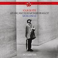 Jour De Fete / Les Vacances De Monsieur Hulot / Mon Oncle