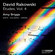 Etudes Vol.4: A.briggs(P, Toy Piano, Celesta)