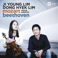 モーツァルト:ヴァイオリン・ソナタ集、ベートーヴェン:ヴァイオリン・ソナタ第1番 イム・ジヨン、イム・ドンヒョク