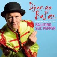 Saluting Sgt Pepper