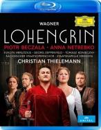Lohengrin : Mielitz, Christian Thielemann / Staatskapelle Dresden, Beczala, Netrebko, Herlitzius, Zeppenfeld, Konieczny, etc (2016 Stereo)