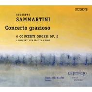 6つのコンチェルト・グロッソ、オーボエ協奏曲、リコーダー協奏曲 ドニミク・キーファー&カプリッチョ