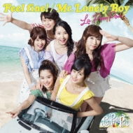 Feel fine!/Mr.Lonely Boy 【初回限定盤】(+DVD)