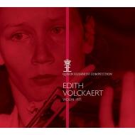 バルトーク:ヴァイオリン協奏曲第2番(ギーレン指揮)、ショスタコーヴィチ:協奏曲第1番 エディト・フォルケルト〜1971年エリザベート王妃国際コンクールより